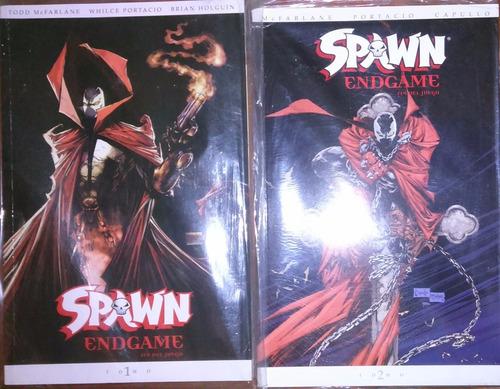 spawn: endgame # 1 y 2 kamite