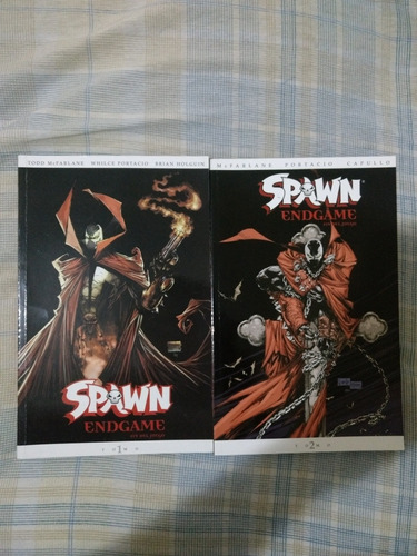 spawn endgame volumen 1 y 2