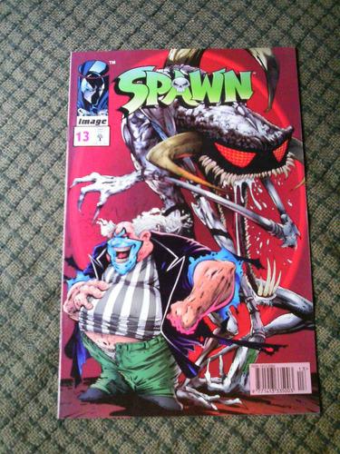 spawn n. 013 editora abril