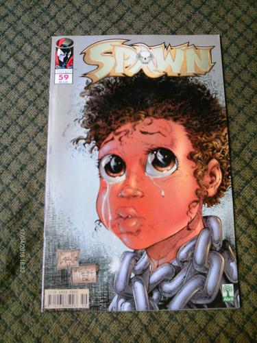 spawn n. 059 editora abril