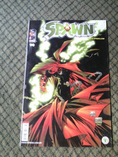 spawn n. 090 editora abril