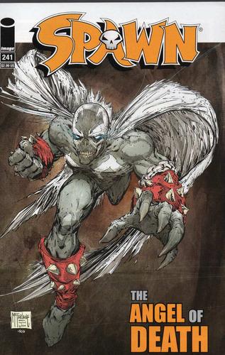 spawn, no.241, 2014, image cómics, en inglés, como nuevo