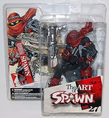 spawn serie 27 art of spawn issue 131