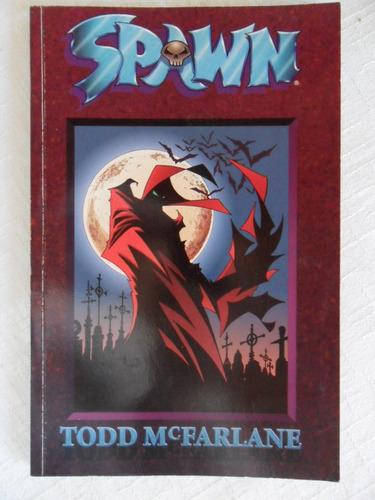 spawn trade paperback! americana! 1998!