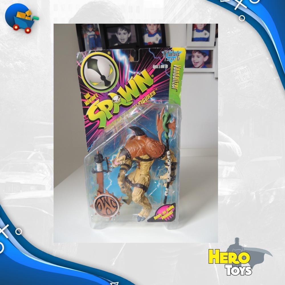 Spawn Vandalizer Mc Farlane Series 5 Comics Raro P Entrega R 115