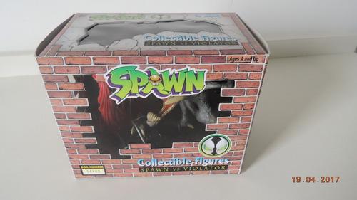 spawn vs violator mc farlane edição 1994 coleção