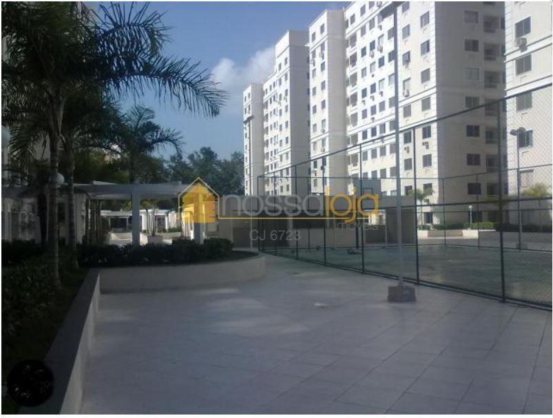 spazio niterói garden, lindo apto, mobiliado, vrda, sla, 2 qtos, ste, banho, coz. americana, área, vga, play clube. - ap5161