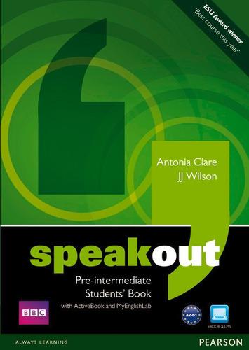 speak out pre-intermediate student's book oferta