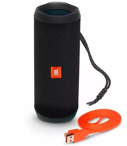 speaker jbl flip 4 caixa de som portátil bluetooth original
