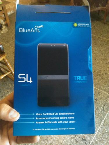 speaker manos libre blueant s4