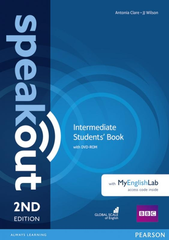 Speak Out Intermediate Students Book And Dvd