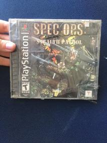 Spec Ops Stealth Patrol Original Playstation 1 Ps1 Seminovo