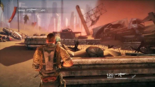 spec ops the line ps3 psn midia digital