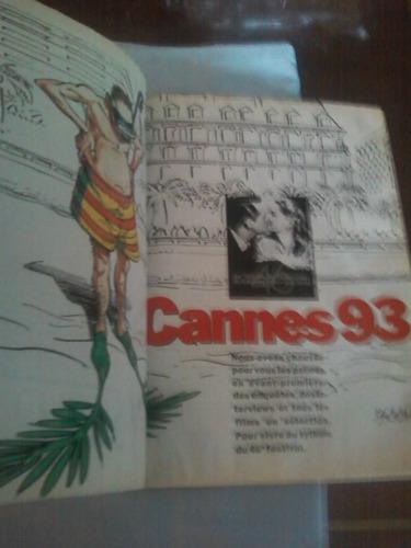 special cannes 1993 / adjani deneuve campion ferrara