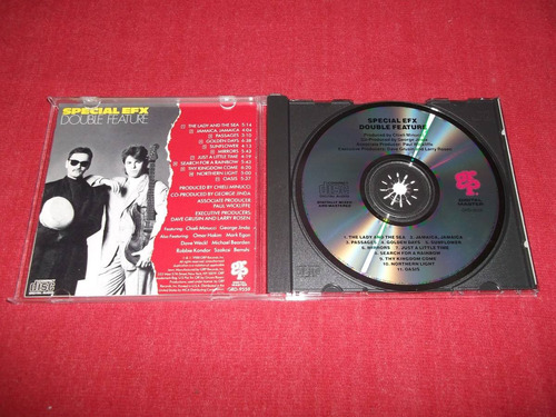 special efx - double feature cd imp grp records 1990 mdisk