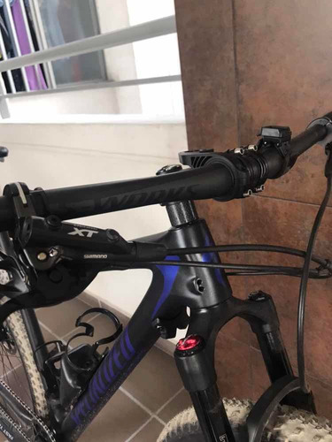 specialized epic ht carbón  2018 talla m