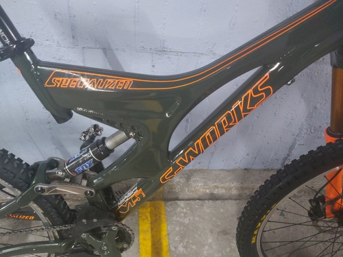 specialized s-works rin 26 suspensión fox rear marzocchi fro