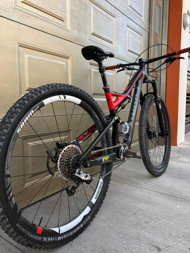 specialized stump sworks carbón mediana r29 sram xx1 1x11