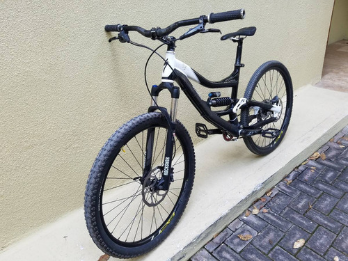 specialized trail sx bicicleta 27.5  med  2014 susp full, dh
