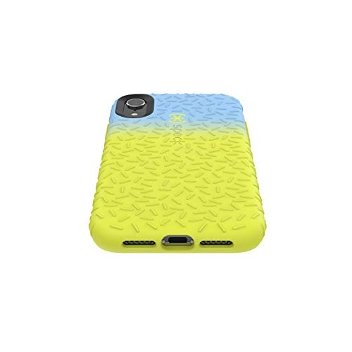 cheaper c3c8e 00c87 Speck Products Candyshell Fit iPhone Xr Funda, Periwinkle Om
