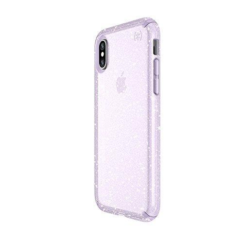 Funda iPhone X Speck Presidio - Transparente