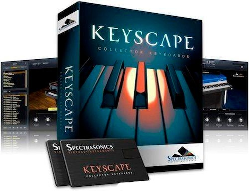 Spectrasonics Keyscape Library For Omnisphere 2 (win-osx)