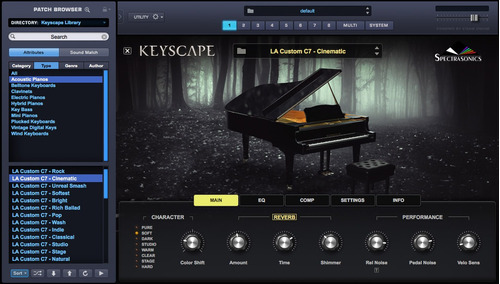 spectrasonics omnisphere 2 + trilian + keyscape |pc - mac|