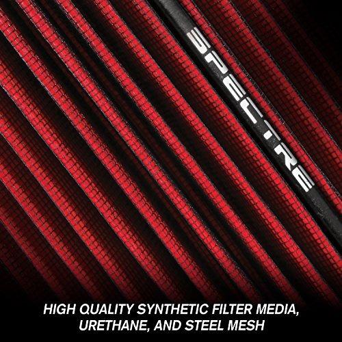 spectre de rendimiento hpr9881b universal clamp- en aire fil