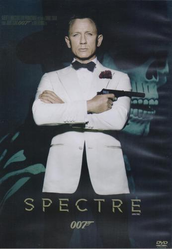 spectre james bond 007 daniel craig pelicula dvd