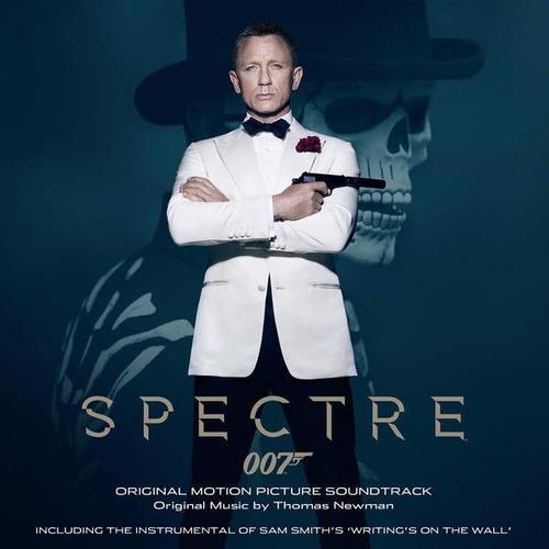 spectre soundtrack thomas newman disco cd 26 canciones