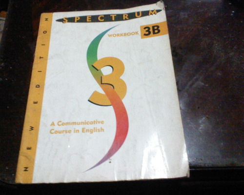 spectrum 3a student book new edition