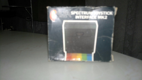spectrum interface joystick