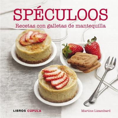 spéculoos: recetas con galletas de mantequilla(libro gastron