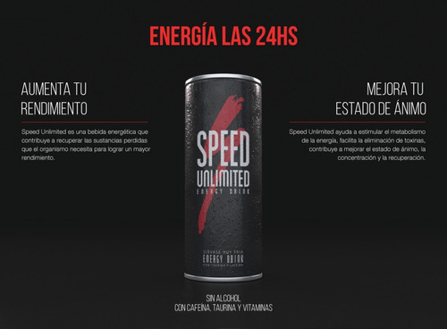 speed energizante unlimited lata 250 ml por unidad 01almacen