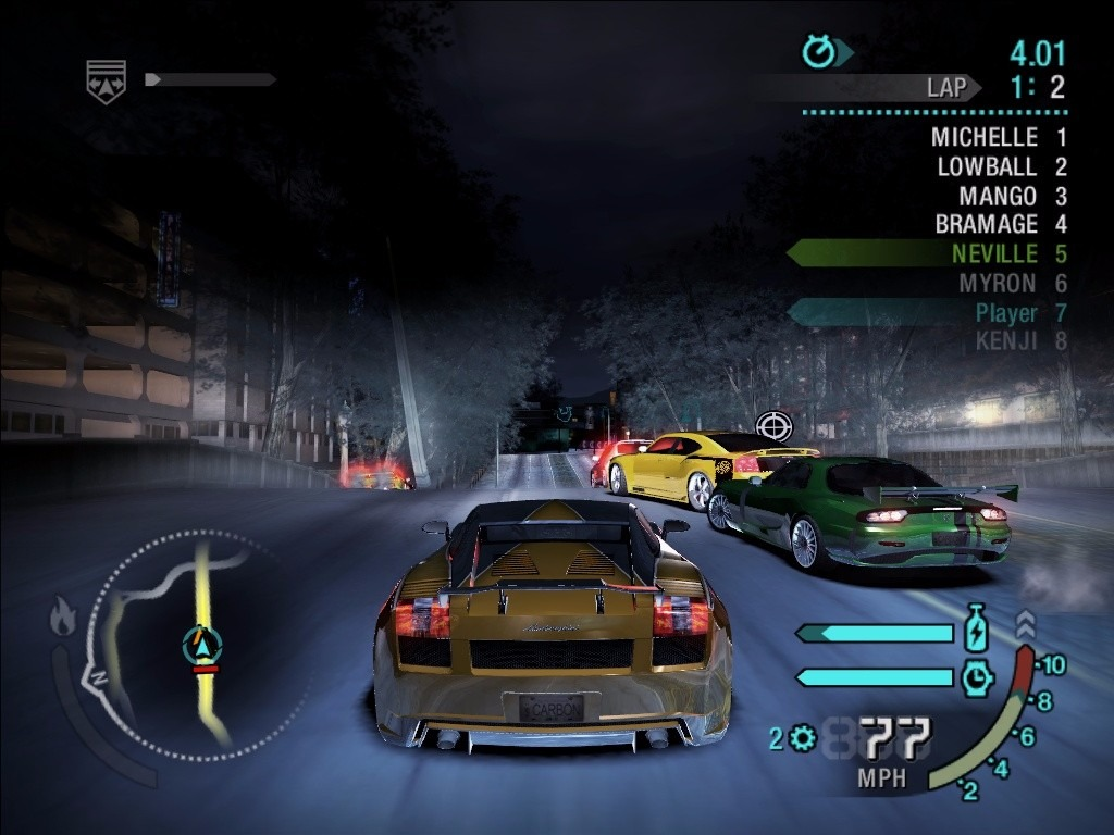 Need for speed collection 4 games para pc envio Nfs most wanted para pc