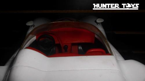 speed racer, meteoro, mach 5, carro con sonido, tel.35846340