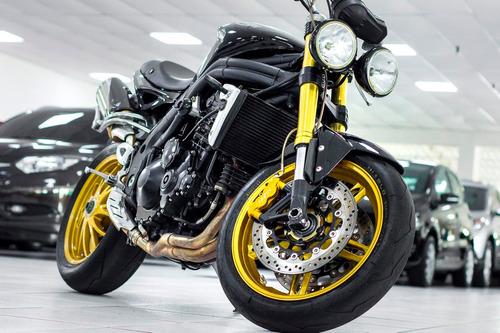 speed triple 1050cc ano 2009 financiamos com pequena entrada