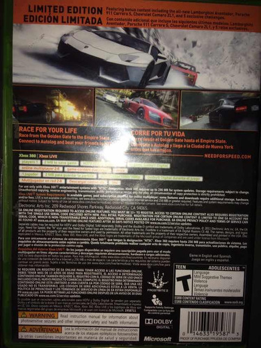speed xbox 360 need for