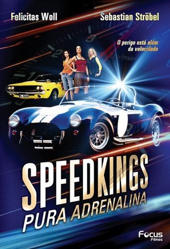 speedkings  pura adrenalina dvd original