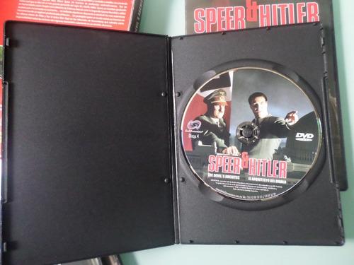 speer & hitler: el arquitecto del diablo serie 4 dvd's-6hrs