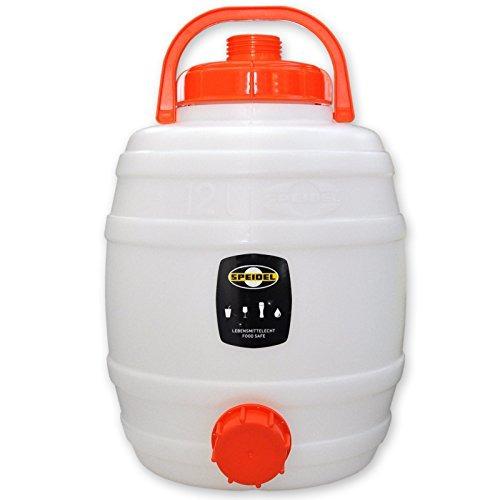 speidel plastic fermenter 12l 32 gal