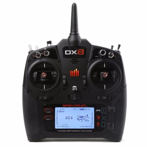 spektrum dx8, gen 2, 8 canales dsmx,md2 spm8000- ar8000 rx