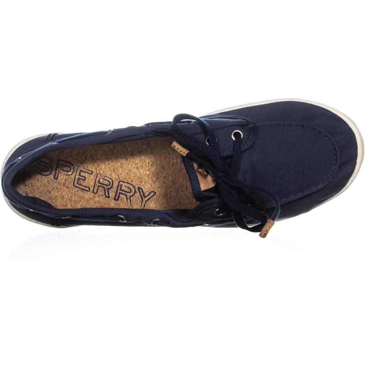5275425ca36 sperry superior - sider deriva encaje arriba barco zapatos. Cargando zoom.