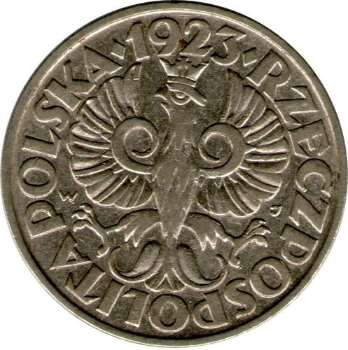 spg polonia 20 groszy 1923