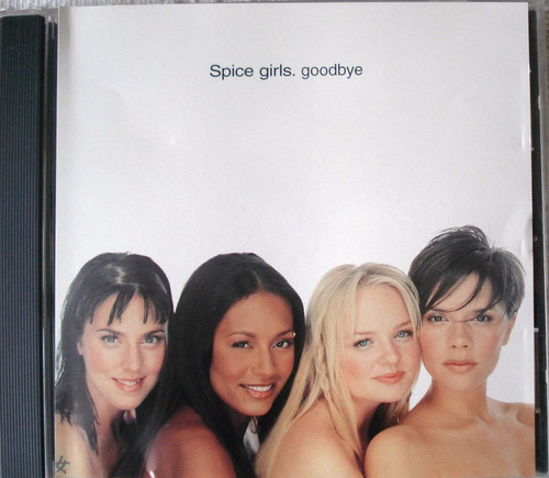 spice girls - goodbye  single importado usa