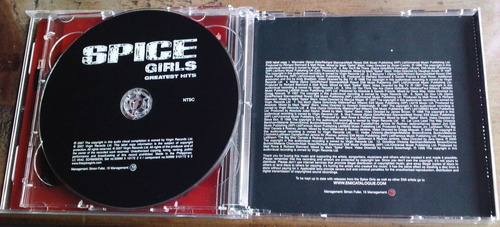 spice girls greatest hits cd dvd raro hecho en filipinas bvf
