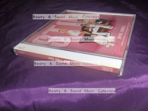 spice girls stop cd 4 tracks original de coleccion!!