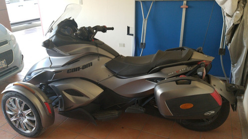 spider canam 2014 limited plata