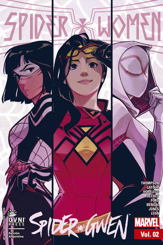 spider-gwen vol 02: spider-women **