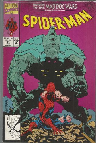 spider-man 31 - marvel - bonellihq cx72 g19